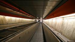 La metro di piazza di Spagna a meno di 24 ore dalla riapertura si rompe di