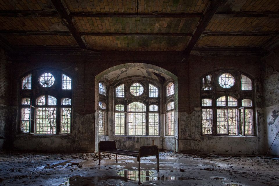 Abandoned Buildings Captured In Stunning UrbEx