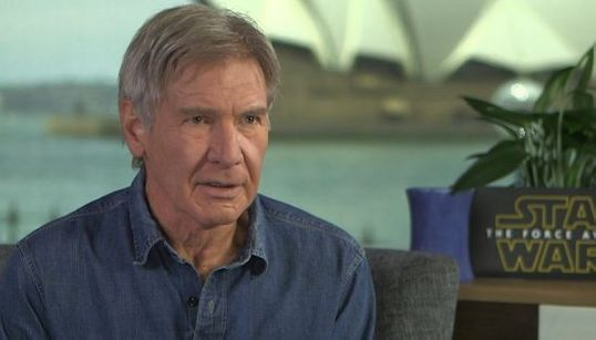 Harrison Ford Talks The Force Awakens Ahead Of