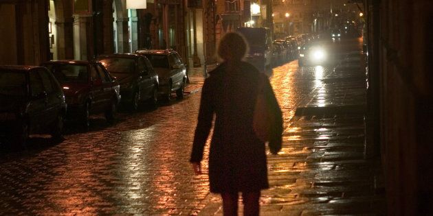 One in three young Aussie women avoid public places when night