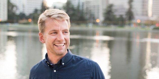 99designs CEO Patrick Llewellyn says Silicon Valley was the obvious place to set up