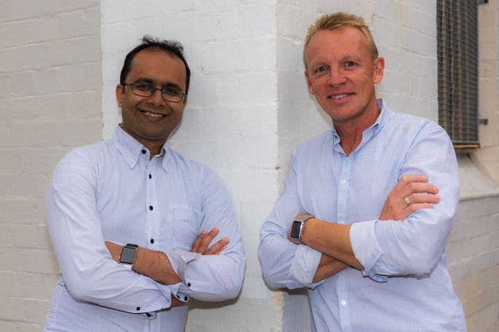 Ashik Ahmed and Steve Shelley recognised they had developed a product which could be used by businesses anywhere in the world - and the US was a huge market.