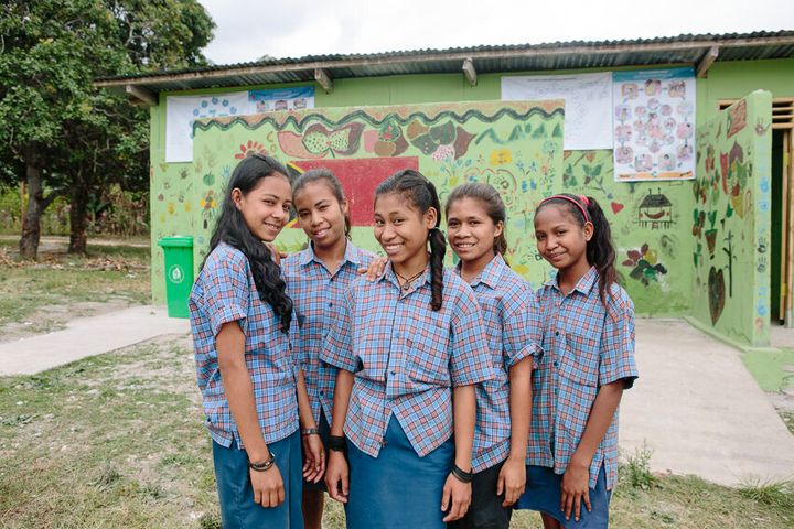 In addition to accessing facilities and menstrual hygiene products, women have a right to understand the basic facts linked to their menstrual cycle and how to manage it.