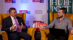 WATCH: Albo Chats With HuffPost Australia About The