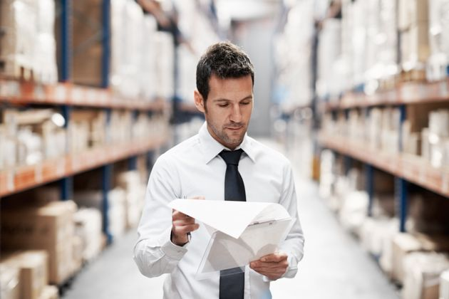 Does your business sell stuff? Count it before June 30 to write off your dead