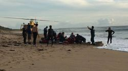Man 'Fighting For His Life' After Shark Attack At Mandurah Beach Shark