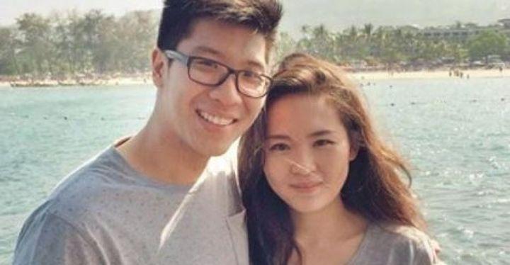 Wayan Mirna Salihin (right) and Wongso had reportedly drifted apart before Salihin died