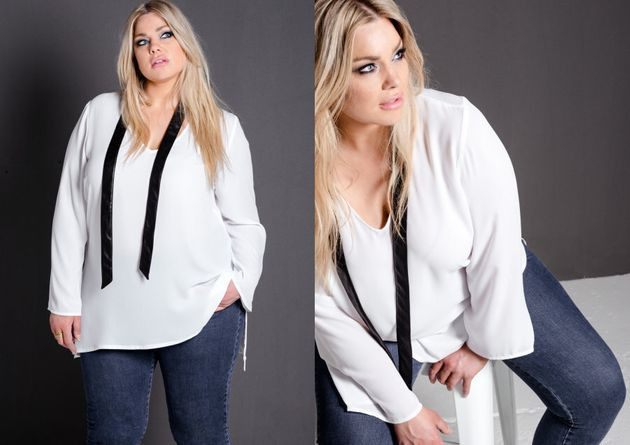 Melbourne-based fashion brand Harlow designs and manufactures premium women's clothing in sizes 14 to