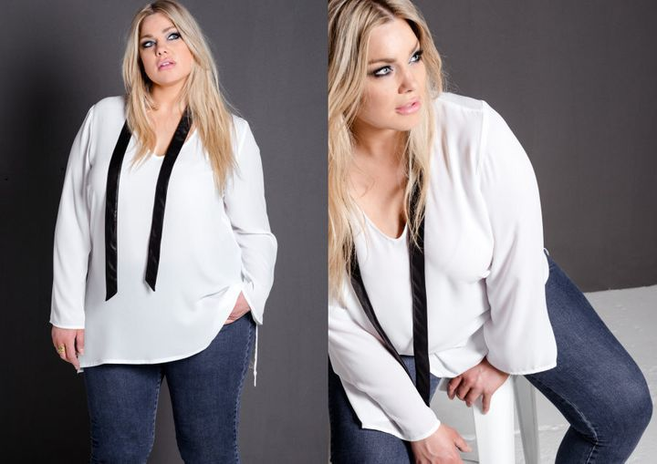 Melbourne-based fashion brand Harlow designs and manufactures premium women's clothing in sizes 14 to 24.