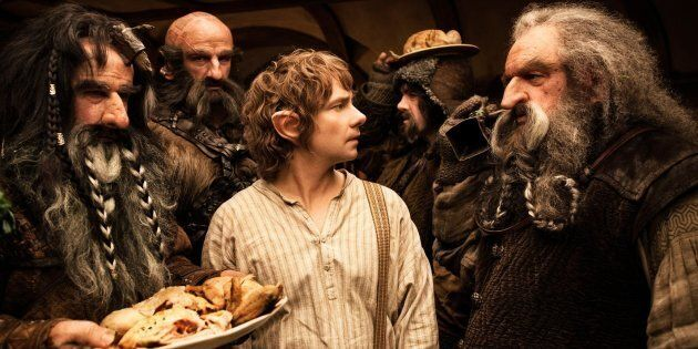 Stojanovski's client William Kircher, left, played Bifur in The Hobbit: An Unexpected