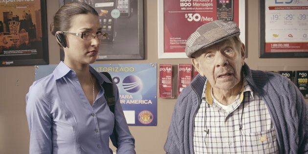 Laura Carbonell starred with Jerry Stiller (Zoolander, Seinfeld) in TV series Simpler