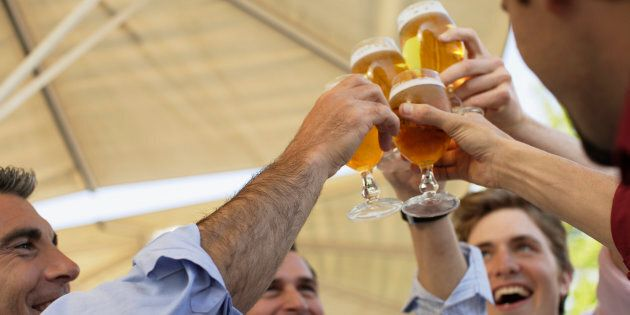 You might not be able to go every week, but you don't have to miss out on Friday beers while growing...