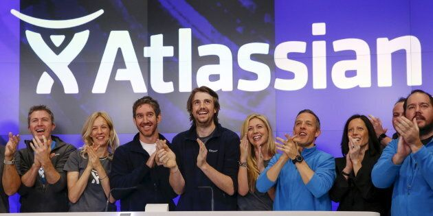 Aussie tech firm Atlassian has paved the way for other startups to access US