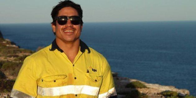Rye Hunt, an electrician who worked at a mine in western Australia, was in Rio as part of a world trip...