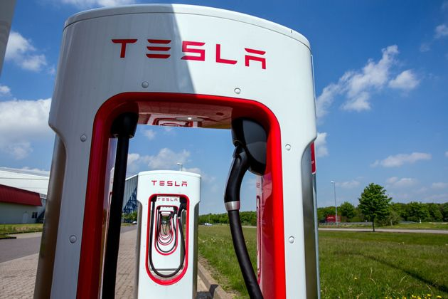 If you build charging stations for electric cars, they will