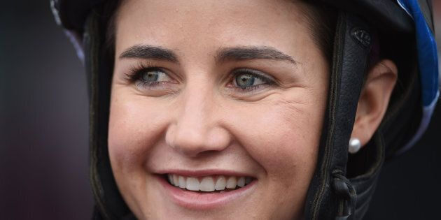 Michelle Payne lost her memory after falling from Dutch Courage at a Mildura race meet last
