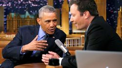 Obama's 'Slow Jam The News' Ridicules