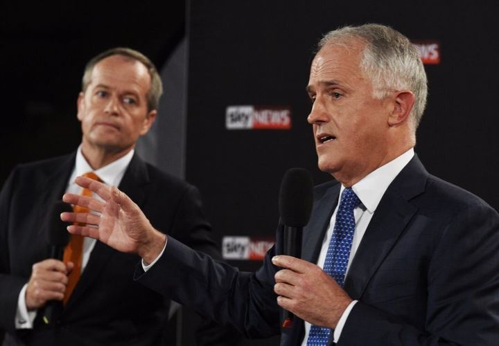 The impending election is making things a little uncertain for small business around the health of our economy and who is best to manage it - Labor leader Bill Shorten or PM Malcolm Turnbull.
