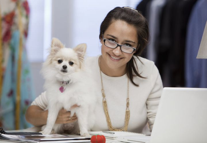 There are some people who are positive about the future, namely Gen Y business owners and startups (and probably anyone who gets to take their dog to work if we're honest).