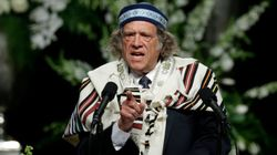 Rabbi Gives Powerful Speech Defending Muslims At Muhammad Ali's