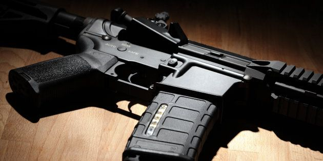 Military style assault rifles have been involved in the Columbine, San Bernardino and Newtown mass shootings...