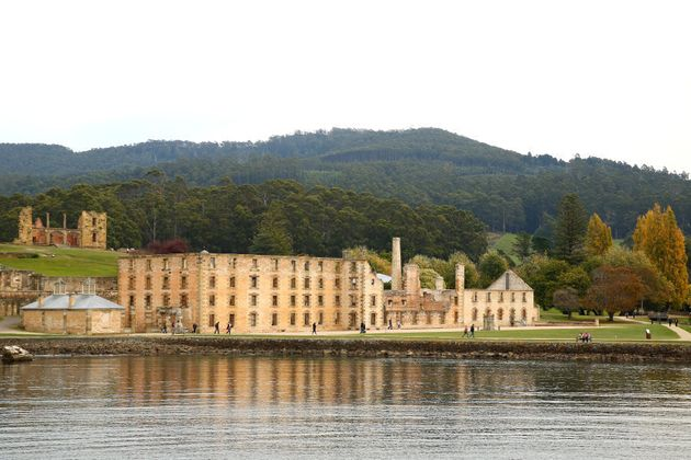 Scenes Of Port Arthur as the town prepared for the 20 year anniversary of the massacre earlier this