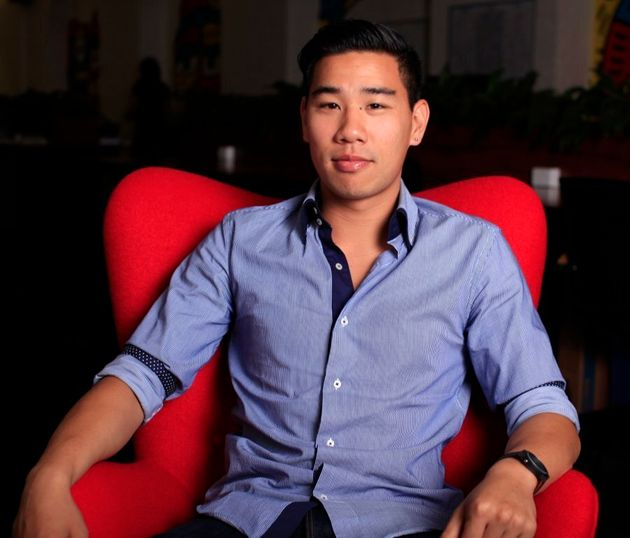 GiggedIn CEO and founder Edwin Onggo wants to get people off the couch and into live music