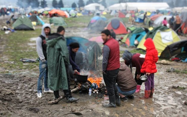 I Spent Three Months At A Refugee Camp. This Is What I
