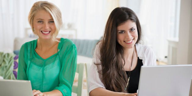 Working with other entrepreneurs can grow your business much faster than you can do