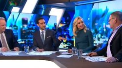 Waleed Savages Steve Price For Talking Over Carrie In Sexism