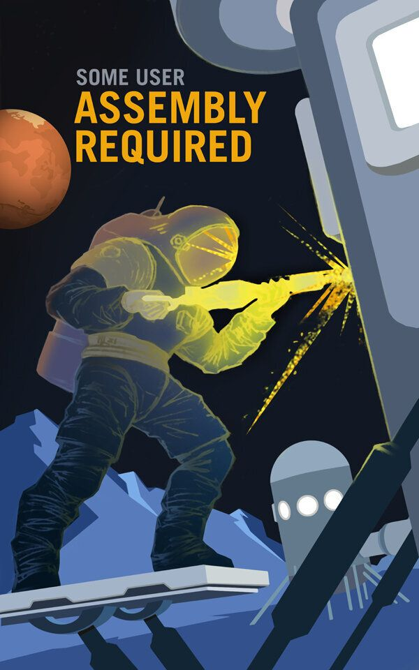 NASA Wants You On The Red