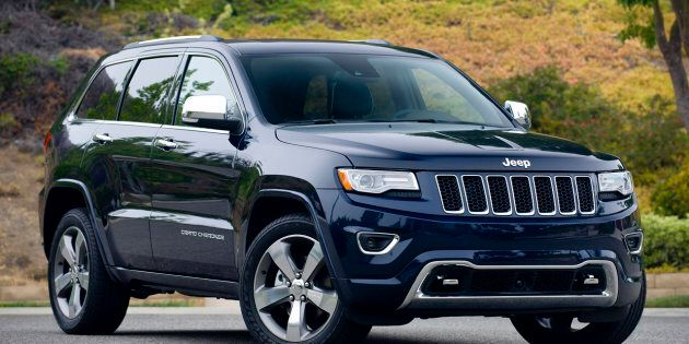 Almost 50,000 2014-2015 Jeep Grand Cherokee and 2012-2014 Chrysler 300 vehicles have been recalled across