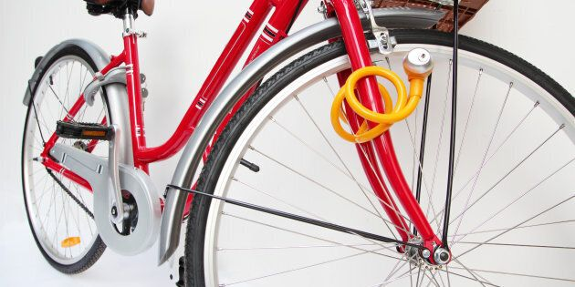 Police are asking cyclists to photograph and engrave their