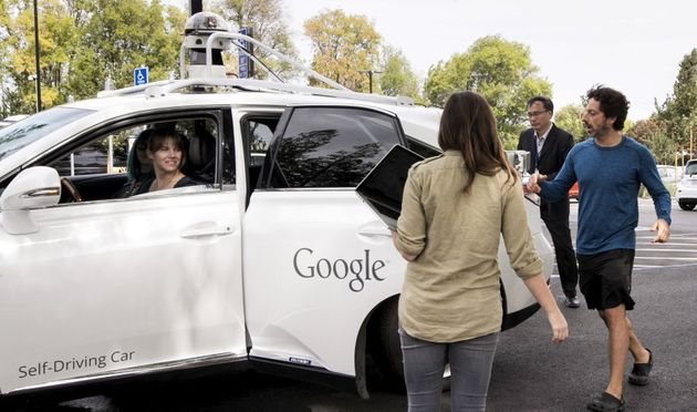 Google's prototype autonomous vehicle is one of a handful being tested