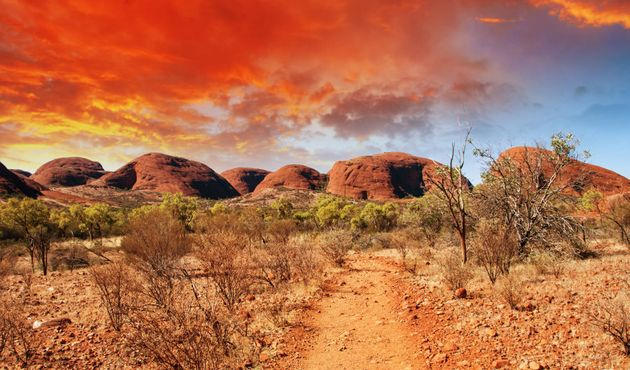 The Kimberley's beauty masks its