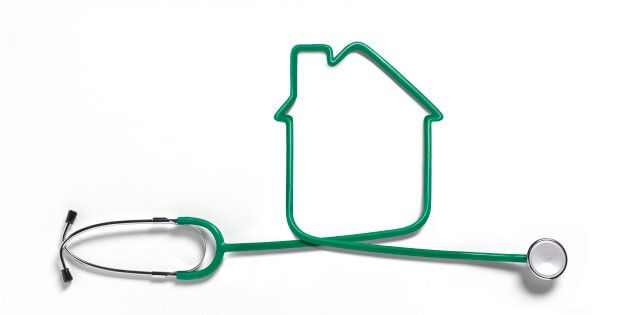 It is rare I see families willing to downsize, or let their mortgage