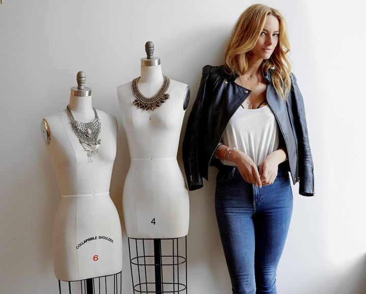 Celebrity designer Samantha Wills will be one of the 10 entrepreneurs interviewed for the doco series.