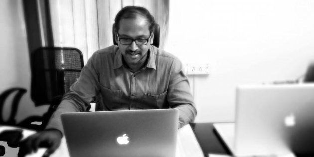 Graphic designer Anand Thangavel left a full time job to work from home and has just cracked the $1 million...