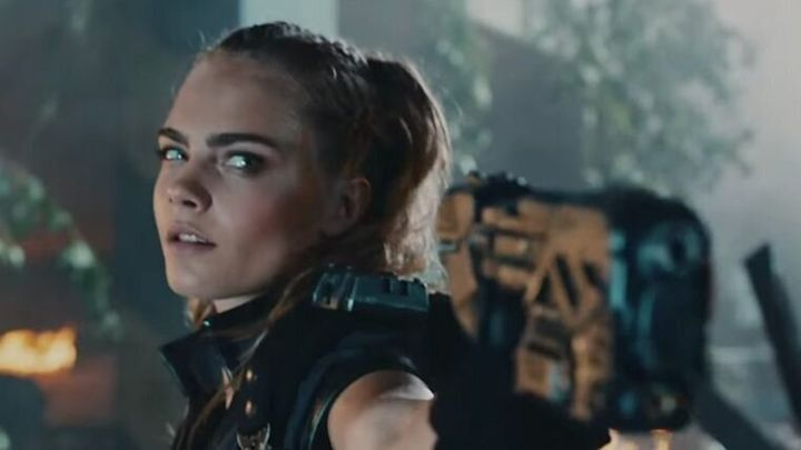 Supermodel Carla Delevingne is a passionate gamer and appeared in the trailer for Black Ops