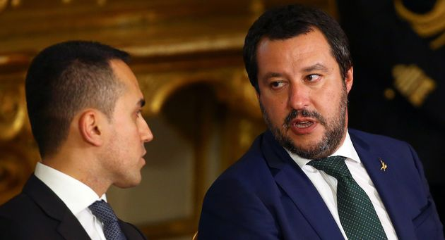 Salvini attacca su migranti e cannabis, Di Maio: