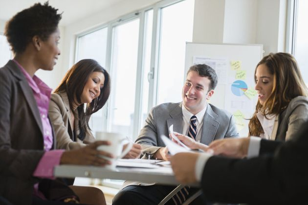 The more you speak up in meetings, the more confident you will