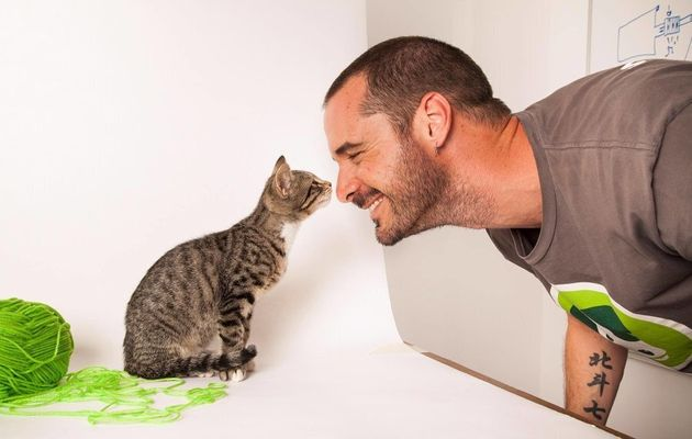 John Bishop, Petrescue.com.au Director, says sites like his have helped to dispel the stigma that rescue...