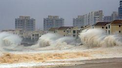 Super Typhoon Hits Taiwan, At Least Three