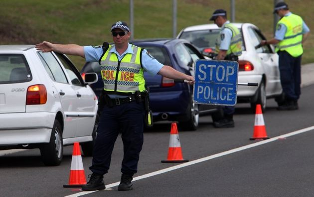 When cops stop you for a breath test, it's part of a wider plan to increase road