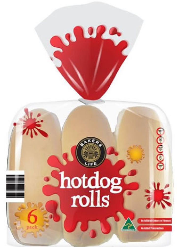 The buns are being recalled because of the presence of metal shavings.