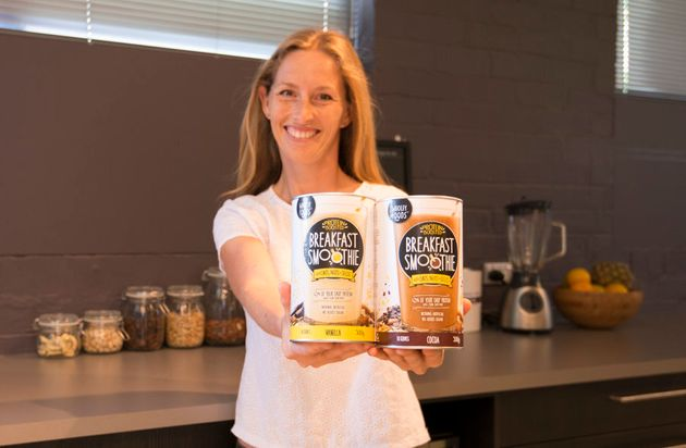 Wholey Foods founder Natasha Cromer is set to turn over $3m in her first year of