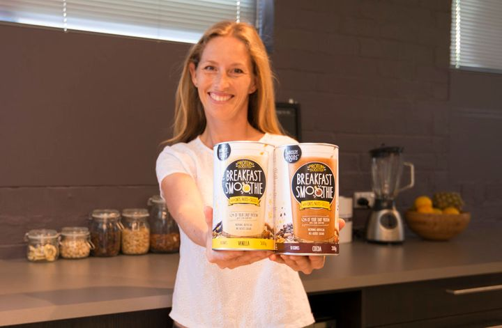Wholey Foods founder Natasha Cromer is set to turn over $3m in her first year of business.
