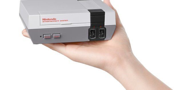 Nintendo's NES: Classic Edition will be released in