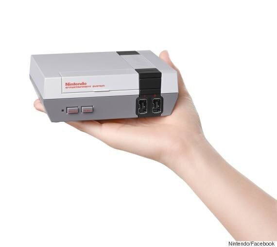 Nintendo Revives NES And Stuffs It With Your Favourite