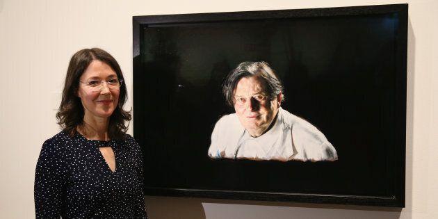 Melbourne artist Louise Hearman has taken out the 2016 Archibald Prize.